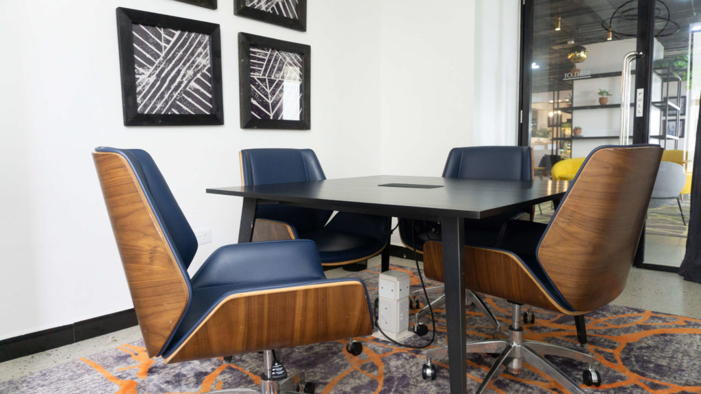 Boardroom Space - Workstyle Africa