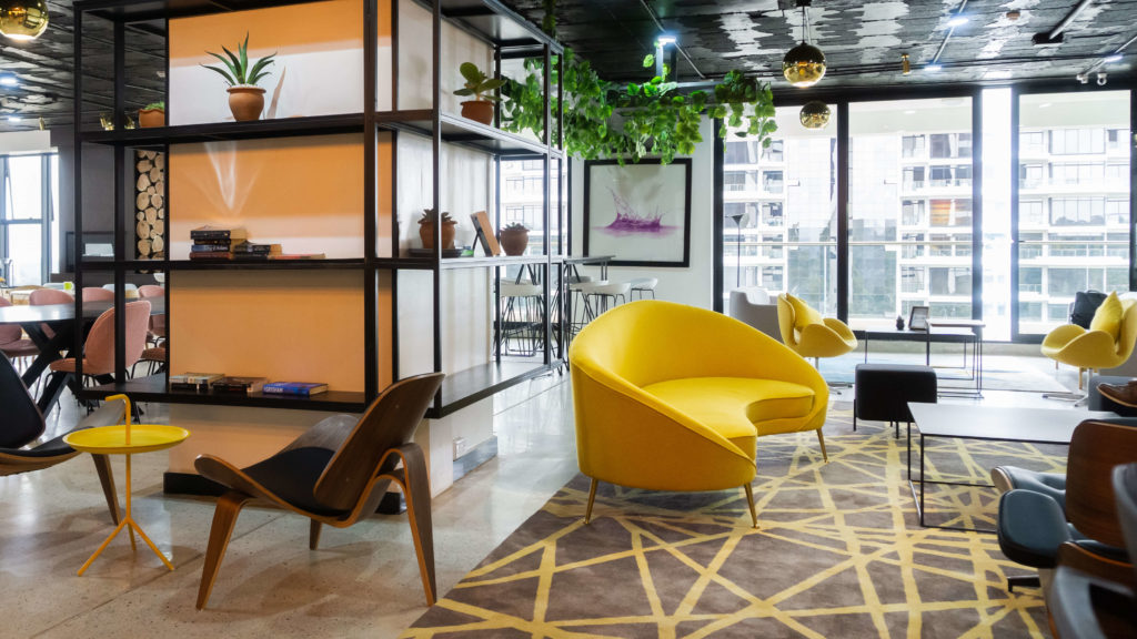 Lounge Space - Workstyle Africa