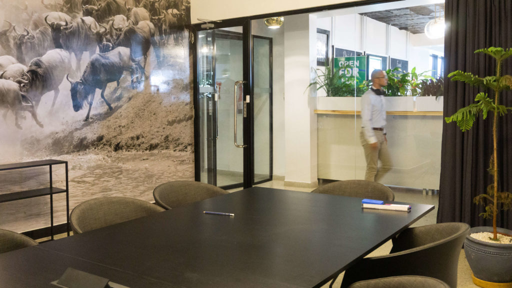 Board Room Space - Workstyle Africa