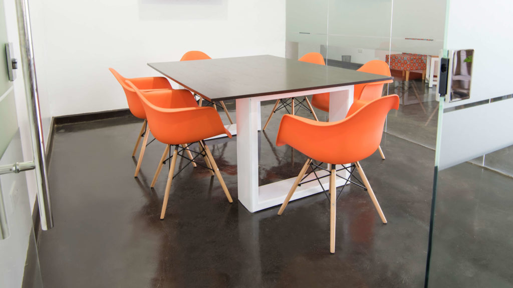Meeting Room Space - Workstyle Africa
